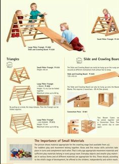 pikler triangle - Yahoo Search Results - Best Picture For Montessori at home For Your Taste You are looking for something, and it is going to tell you Montessori Playroom, Montessori Toddler, Montessori Materials, Toddler Play, Montessori Activities, Baby Play, Infant Activities, Baby Toys, Activities For Kids