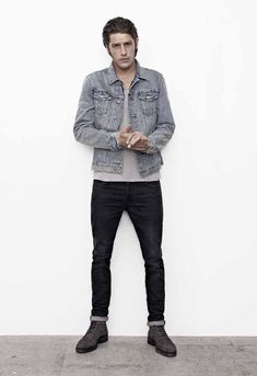 6bdb14a6ce4d6 Vinnie Woolston Sports AllSaints Fashions for their January/February 2013  Lookbook