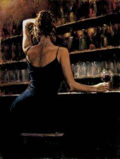 """Фабиан Перез """"Женщины в баре"""". Обсуждение на LiveInternet - Российский Сервис Онлайн-Дневников"""