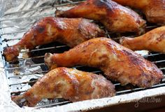 I've been wanting to roast some chicken lately! Five Spice Roasted Chicken Legs. For 7 p+, you can have a drumstick and thigh (aka leg quarters...which are CHEAP!)