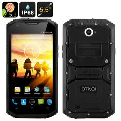 Rugged Smartphone Android Inch Hd Screen Battery Two Sim Fm Radio Black Display Resolution, Battery Sizes, Multi Touch, Android Smartphone, Android Phones, Electronic Devices, Dual Sim, Led Flashlight, Nintendo Consoles