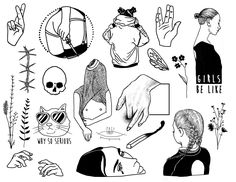 Flash Tattoo, 4 Tattoo, Tatoo Art, Body Art Tattoos, Sketch Tattoo Design, Tattoo Sketches, Tattoo Designs, Tattoo Filler, Black Ink Art