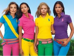 Ralph Lauren Big Pony Collection Fragrance Campaign 2012 (also w/ model Juliana Forge) Lily Pulitzer, Polo Shirt Outfits, Polo Shirts, Preppy Style, My Style, Moda Formal, Estilo Preppy, Camisa Polo, J Crew