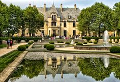 european mansions - Google Search