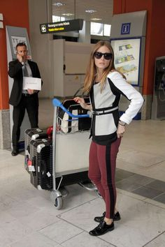 Olivia Palermo: fotos look de aeropuerto llegando a Cannes 2013 (Foto 4/12) | Ella Hoy