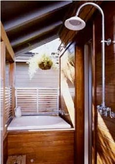 Beautiful Outdoor Shower Pictures