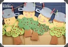 Apple-Palooza {FREEBIES Galore} Apple Activities for your Classroom! Apple week activities including a directed drawing for Johnny Appleseed September Crafts, September Preschool, September Activities, Autumn Activities, October, Preschool Apple Theme, Fall Preschool, Preschool Activities, Apple Activities Kindergarten