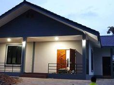 บ้านชั้นเดียว สไตล์โมเดิร์น ขนาด 3 ห้องนอน พื้นที่ 140 ตารางเมตร Modern House Philippines, Outdoor Decor, Home Decor, Decoration Home, Room Decor, Home Interior Design, Home Decoration, Interior Design