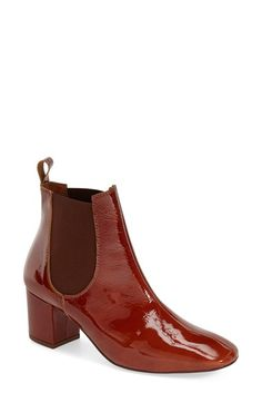 Topshop 'Mary' Chelsea Boot (Women) available at #Nordstrom