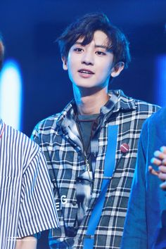 Chanyeol - 160825 Mnet M! Countdown Credit: AtmosphereChan. (엠넷 엠! 카운트다운)