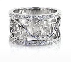 85 Best Wedding Band Redo Images Jewelry Rings Jewelry Design