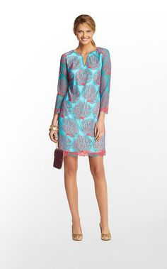 Look lovely in Lilly!  Maybe a Lilly dress for the wedding! Pair with poppy calypso earrings TDF!!!