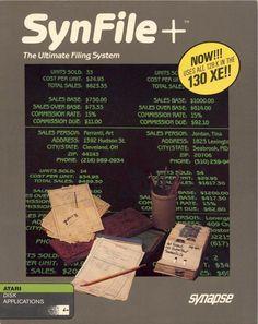 Season 1 Episode 6 Synapse SynFile+ database