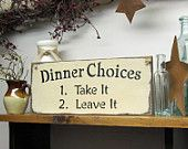 Wooden Kitchen Sign / I Cook With Wine and Sometimes I Even Put It in The Food / Humorous Wine Saying. $15.95, via Etsy.
