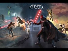 Star Wars Rivals Gameplay new popular android games 2017 Star Wars Rivals Gameplay new popular android games 2017  Confront your rivals in the first real-time Star Wars competitive action shooter designed specifically for your mobile device. Choose from a cast of iconic characters that span all eras of the Star Wars universe while mastering your skills in cover-based PvP skirmishes. Build the ultimate combat team anticipate your opponents strategy and leverage your surroundings to gain the…