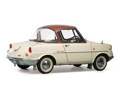 Mazda R-360 Coupe (1962) - Cars in studio