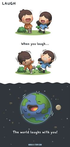 When You Laugh... The World Laughs With You
