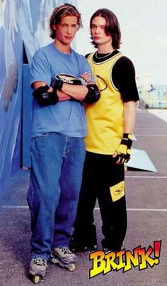 Brink! A Disney channel original movie. . . Back when the Disney channel was awesome & the shows and movies actually had lessons and morals.