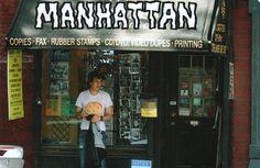 Jeffrey Lewis shares 'Outta Town' taken from his upcoming album Manhattan
