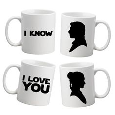 I Love You I Know Coffee Mug Set Geek Details http://www.amazon.com/dp/B00IAUXN7Y/ref=cm_sw_r_pi_dp_2lfpub04EA708