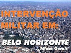 Manifestação de forma diferente o objetivo é  intervenção militar ñ é Be...