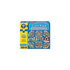10 chunky pieces Links with Giant Road Fun calamity theme Orchard Toys, The Expanse, Encouragement, Puzzle, Packing, Fun, Bag Packaging, Puzzles, Lol