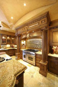 Attirant DECORATION: CLİVE CHRİSTİAN, KİTCHEN FURNİTURE Luxury Kitchens, Home  Kitchens, Interior Design Kitchen