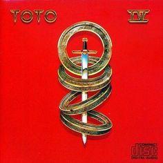 Toto - Toto Iv - Cd Album Damaged Case