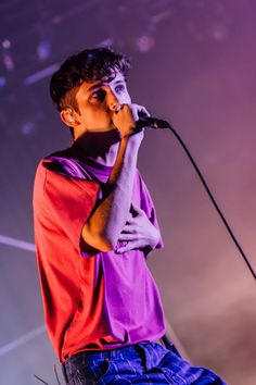 Troye Sivan in Manchester, Blue Neighborhood Tour 2016