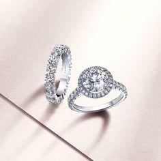 Cartier ~ Amazing wedding set!!!!