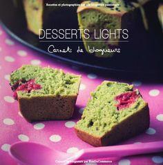 """JOUR 2 : Un livre """"Desserts Lights"""" est à gagner aujourd'hui ! Pour le remporter     1. Suivez/Followez notre page, 2. Repinnez/Répinglez cette photo sur votre profil   3. Commentez cette photo pour mentionner votre participation !"""