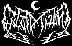 El enrevesado mundo de los logos de Death Metal | Cooking Ideas