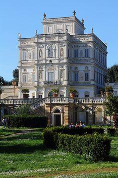 VILLA DORIA PAMPHILJ Roma #TuscanyAgriturismoGiratola