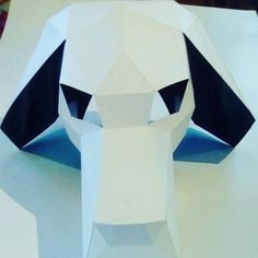 Poligon Mask Resin Beatle (color a elección de cliente) $12 dlls  Planos de papel Pdf $5 dlls  #poligon #mascara #mask