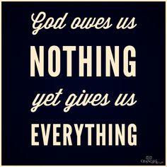 Aint that something! Jesus is #Amazing!