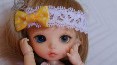 Amelie - Dollfairyland pukifee Luna BJD