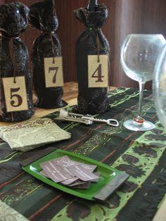 Tangarang: Wine Tasting Party Kit
