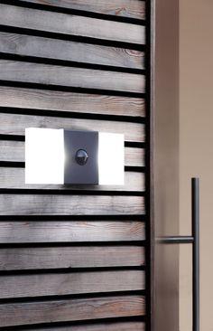 OSRAM Noxlite LED Wall Außenlampe mit Bewegungsmelder und Dämmerungssensor / Kühlkörper aus hochwertigem Aluminium / 2 x 6W, 6000K - kaltweiß, anthrazit: Amazon.de: Beleuchtung