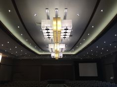 Westin Gaslamp Hotel Exterior Lighting Design Ballroom
