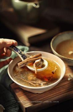 Traditional Chinese Food, Best Chinese Food, Bar Restaurant Design, Restaurant Recipes, Design Café, Food Design, Dark Food Photography, China Food, Food Presentation