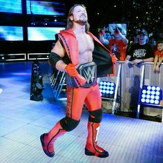 The phenomenal AJ Styles Wrestling Rules, Aj Styles Wwe, Wrestlemania 29, Modern Aprons, Wwe Tna, Wwe World, Wwe Champions, John Cena, Yesterday And Today