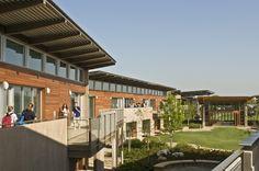 Francis+Parker+School+/+Lake|Flato+Architects