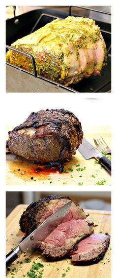 Want to roast a perfect, majestic prime rib for a small dinner party?