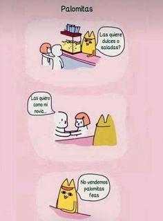 Palomitas.