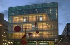 ERCO - Discovering light - Culture - Kunstmuseum Stuttgart (Stuttgart Art Museum)