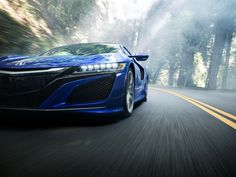 awesome 2017 Acura NSX (145)