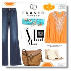 """Franco Florenzi"" by sans-moderation ❤ liked on Polyvore featuring MICHAEL Michael Kors, TAJ by SABRINA CRIPPA, Balenciaga, J Brand, Guide London and francoflorenzi"