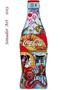 Coca Cola Japan by SonadorArt