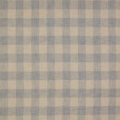 Appledore Check Fabric - Colefax and Fowler