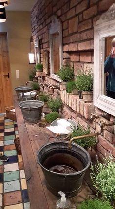 Die 15 Besten Bilder Von Waschbecken Garten Cement Bathroom Und